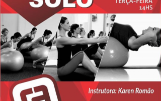 Pilates no Solo - Arnoni Fitness